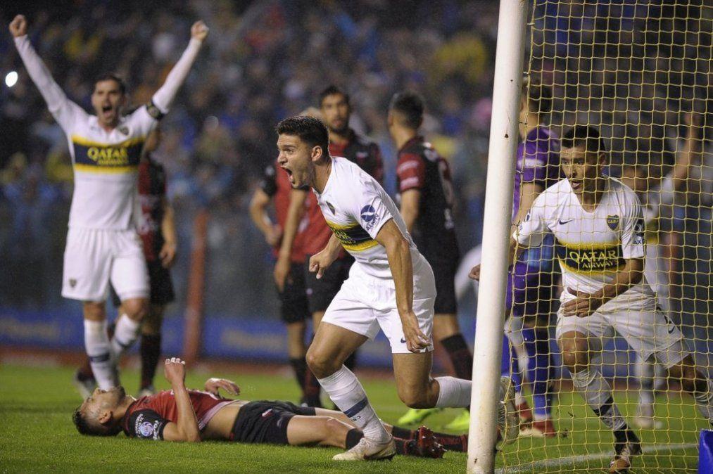 Boca fue contundente y recuperó la sonrisa con un 3-1 a Colón
