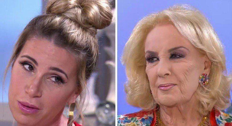 """Mirtha Legrand opinó sobre el """"poliamor"""" de Flor Peña"""