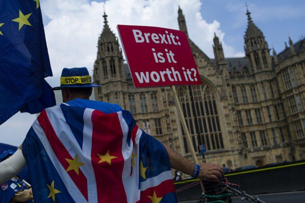 La Unión Europea negocia sin éxito con Inglaterra antes del Brexit