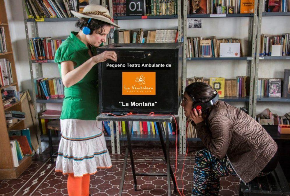 Tucumán es escenario del 6° Festival Nacional Ojo al Títere