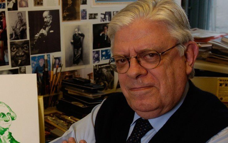 Falleció el caricaturista Hermenegildo Sábat