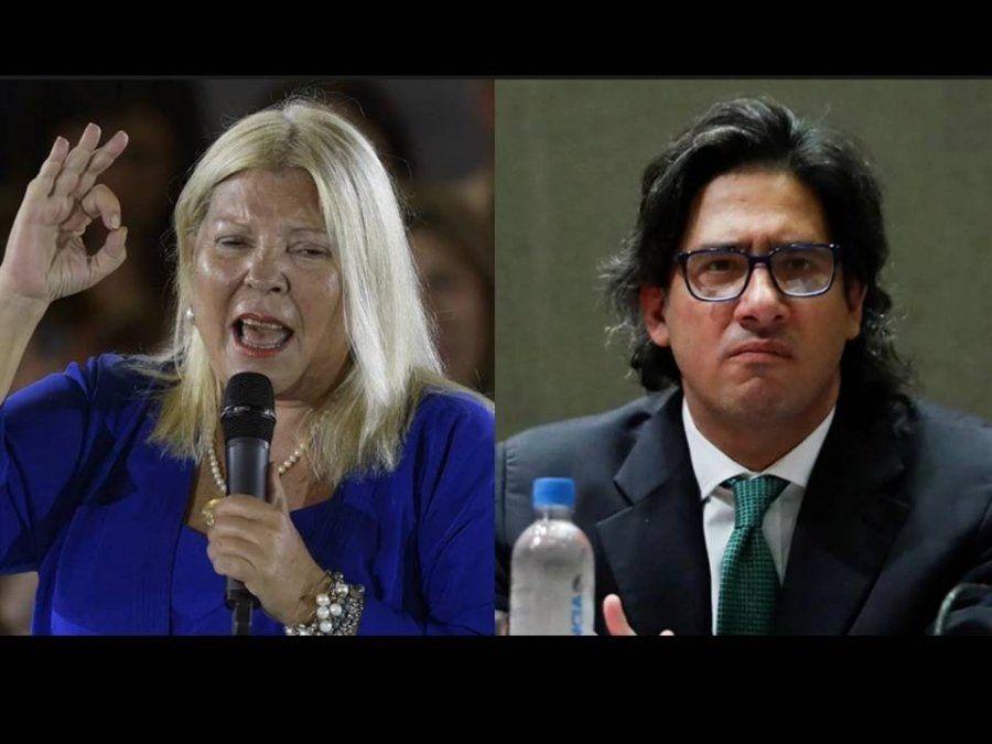 Garavano dijo que  a un presidente no deberían pedirle prisión preventiva y enfureció a Lilita