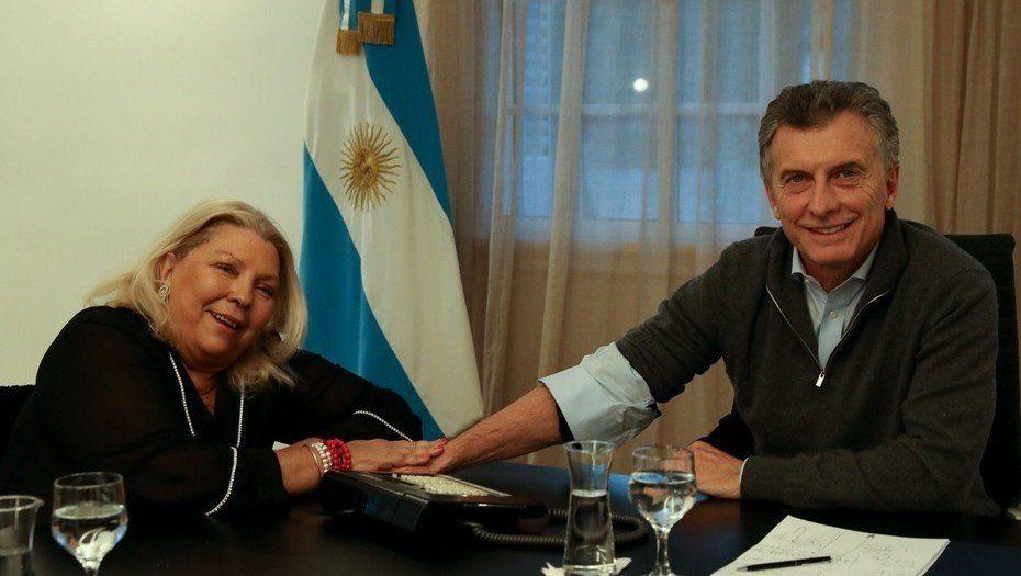 Carrió publicó una carta para Macri:  No volvamos al pasado, señor Presidente