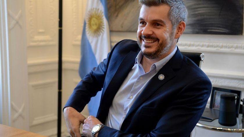 Marcos Peña buscó la unión de Cambiemos en la última reunión de Gabinete