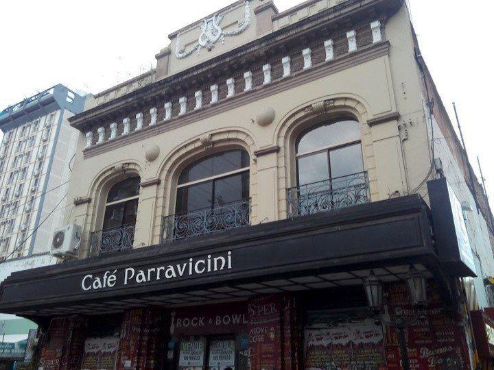 Un grupo de concejales propone la reconstrucción de la fachada del ex Cine Parravicini