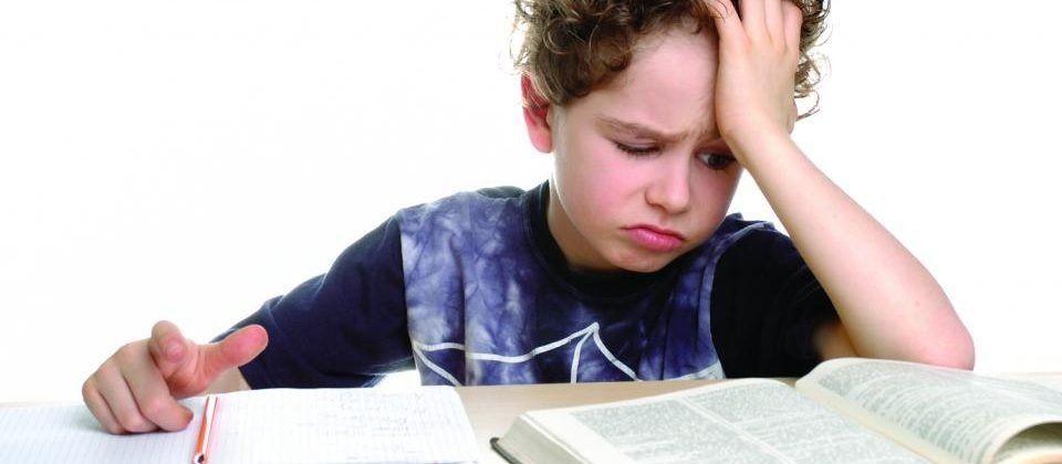 El 95% de los chicos que tienen dislexia sufren de un cuadro ansioso depresivo