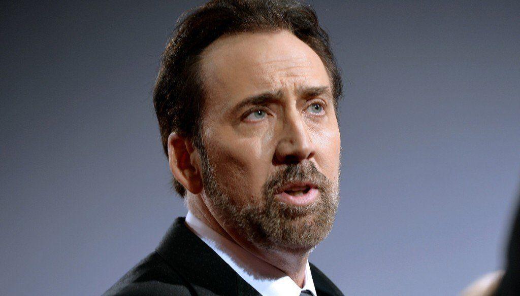 Denunciaron a Nicolas Cage por abuso sexual