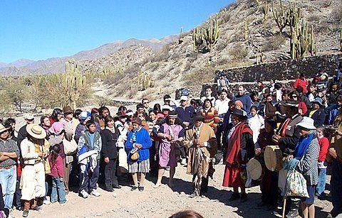 ANSES realiza un operativo de atención para comunidades originarias