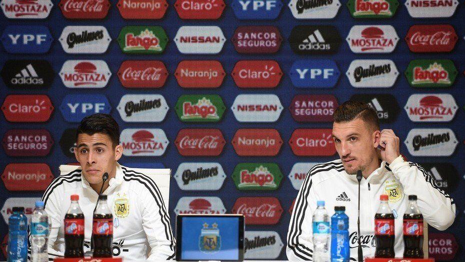 Armani y Pavón no estarán en la gira de la Selección Argentina
