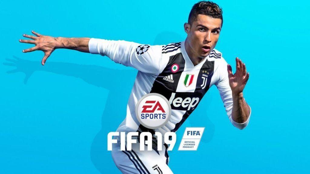 EA Sports removió a Cristiano Ronaldo como la cara del FIFA 19