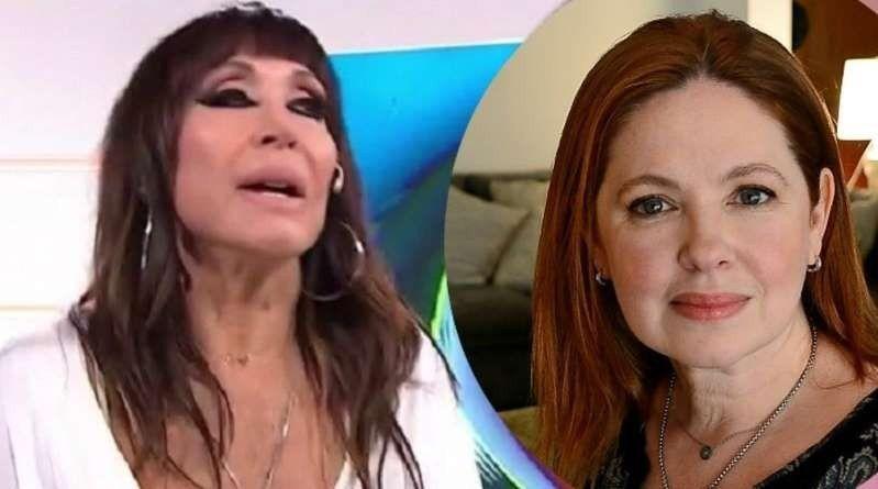 Moria Casán llamó traicionera a Andrea del Boca