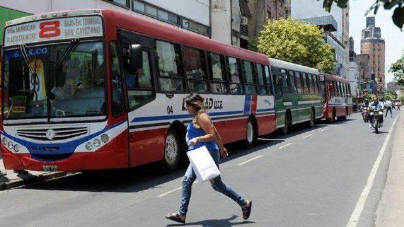 Sigue el paro del transporte de pasajeros: circularán hoy y mañana hasta las 22:30
