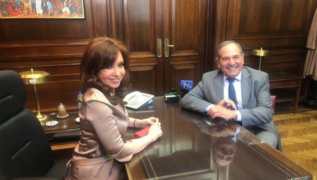 Alperovich manifestó su admiración por la claridad de conceptos sobre la realidad argentina de Cristina