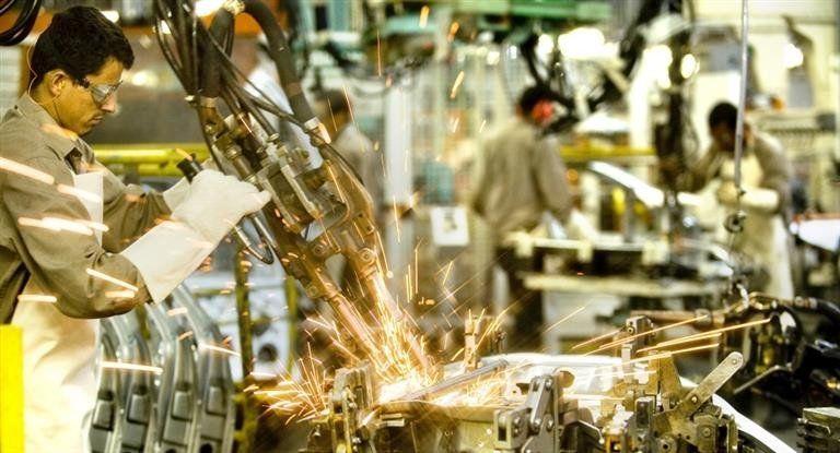 Industria: uso de la capacidad instalada se contrajo en agosto por cuarto mes seguido