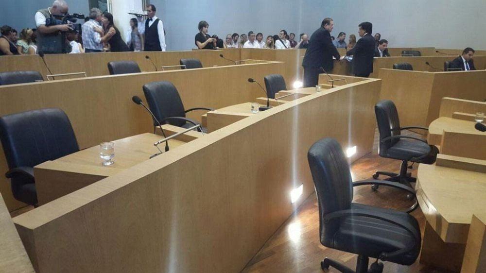 Cayó la sesión especial del Concejo Deliberante
