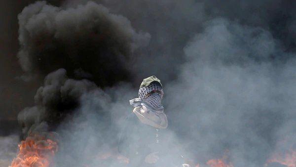 Israel ordenó detener el paso de combustible a Gaza por la violencia en frontera