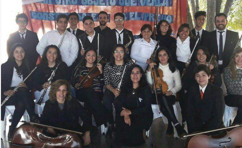 La Orquesta Juvenil de la ESEA festeja sus 10 años con un concierto