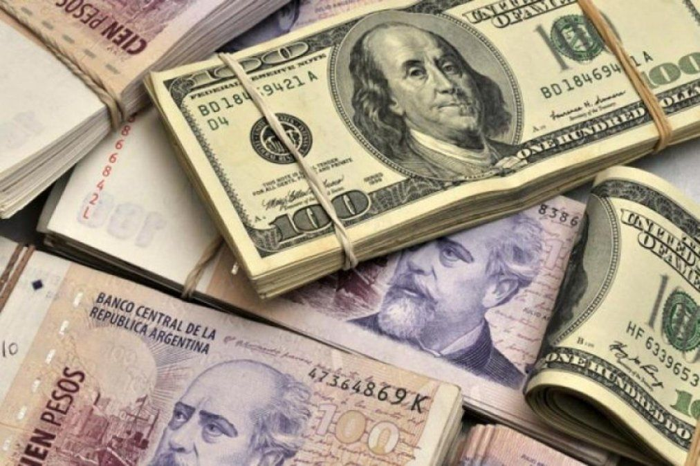 El dólar continúa su tendencia descendente y cotiza en $37,49