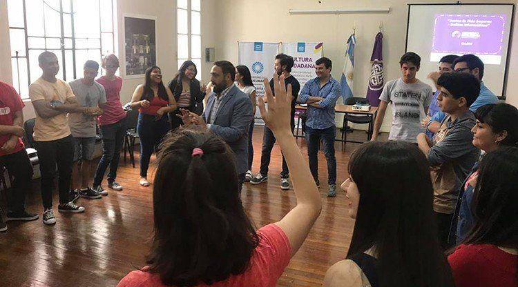 Participación Ciudadana trabaja para prevenir delitos en las redes sociales