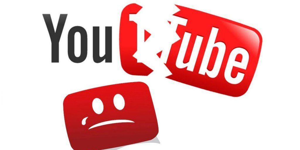 Youtube se cayó por dos horas y el planeta se detuvo
