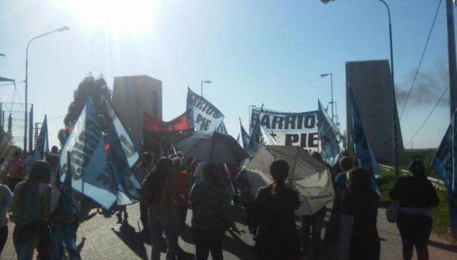 Barrios de Pie se moviliza pidiendo la sanción de la Emergencia Alimentaria