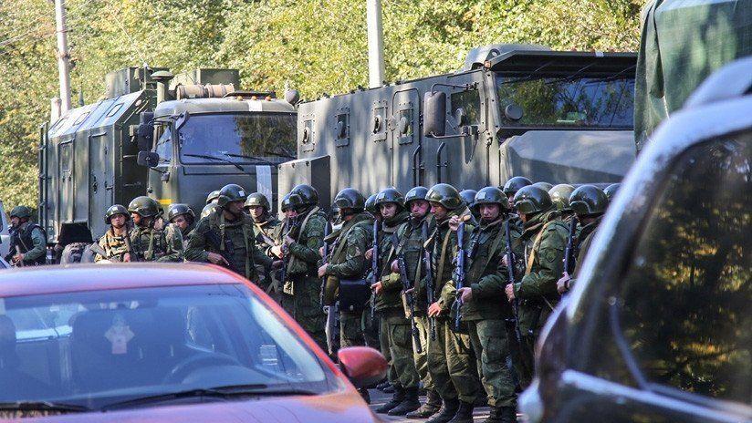 Putin adjudicó el atentado de Crimea a un reflejo de las masacres estadounidenses