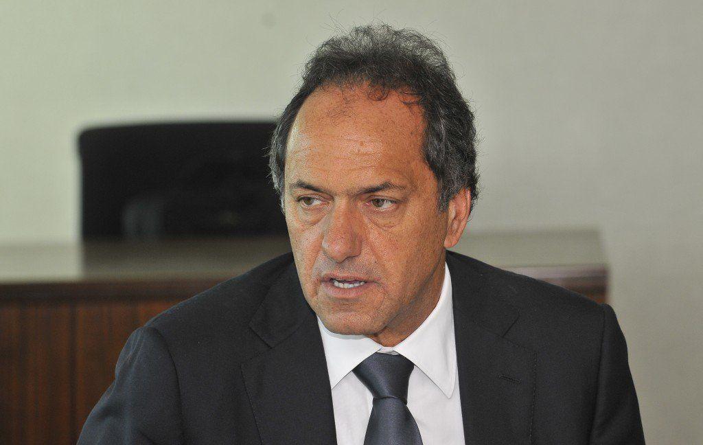 Daniel Scioli irá a juicio oral y público por negociados con una constructora