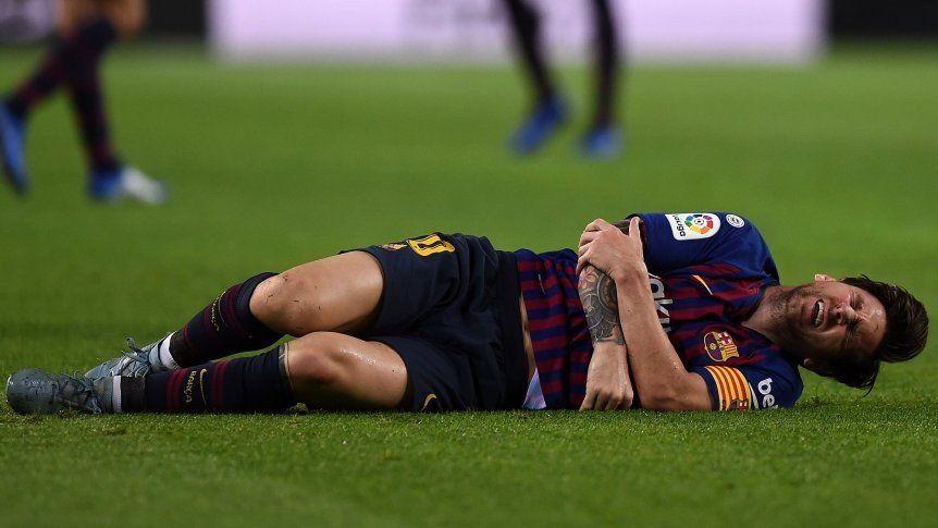 Duele en Barcelona, ¿y en Argentina?: Messi se fracturó y estará tres semanas afuera