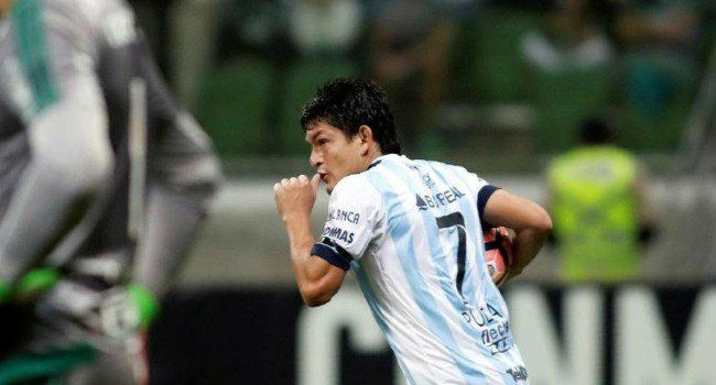 Luis Rodríguez será baja para el partido contra el Pincha