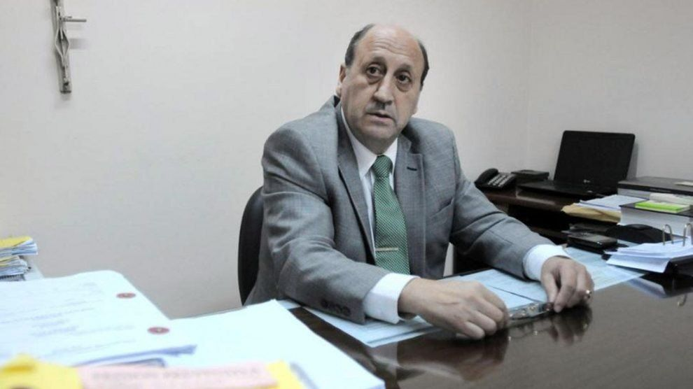 Navarro Dávila fue propuesto por Manzur para ocupar el Ministerio de Defensa