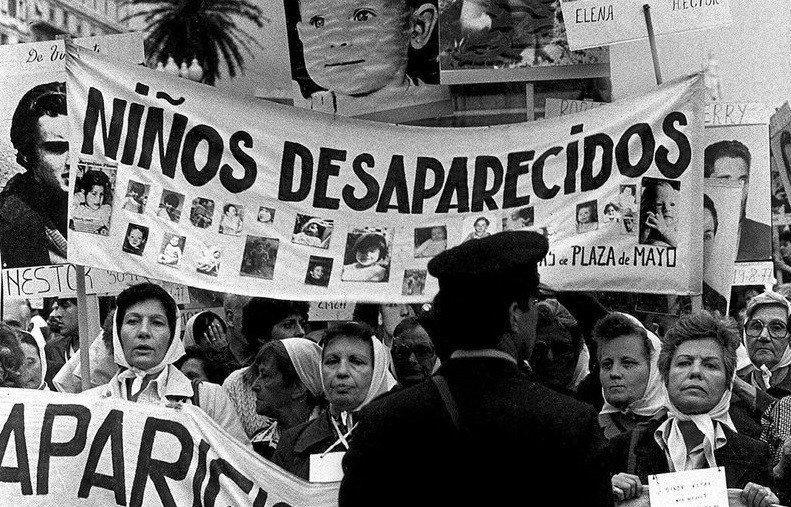La organización de Abuelas de Plaza de Mayo cumple 41 años