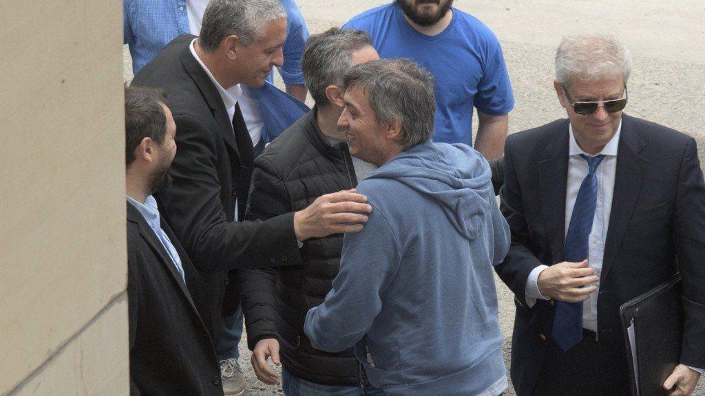 Máximo Kirchner presentó un escrito donde se desliga de una asociación ilícita