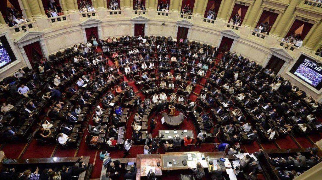 Presupuesto: El oficialismo va por la media sanción con respaldo de una parte del PJ