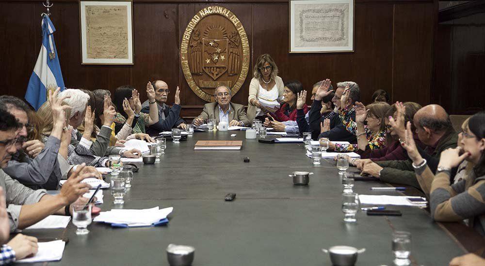 El Consejo Superior de la UNT aprobó la creación de nuevas carreras