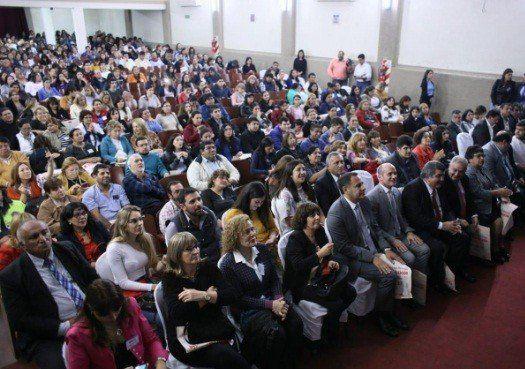 Comenzó el III Congreso Municipal de Educación