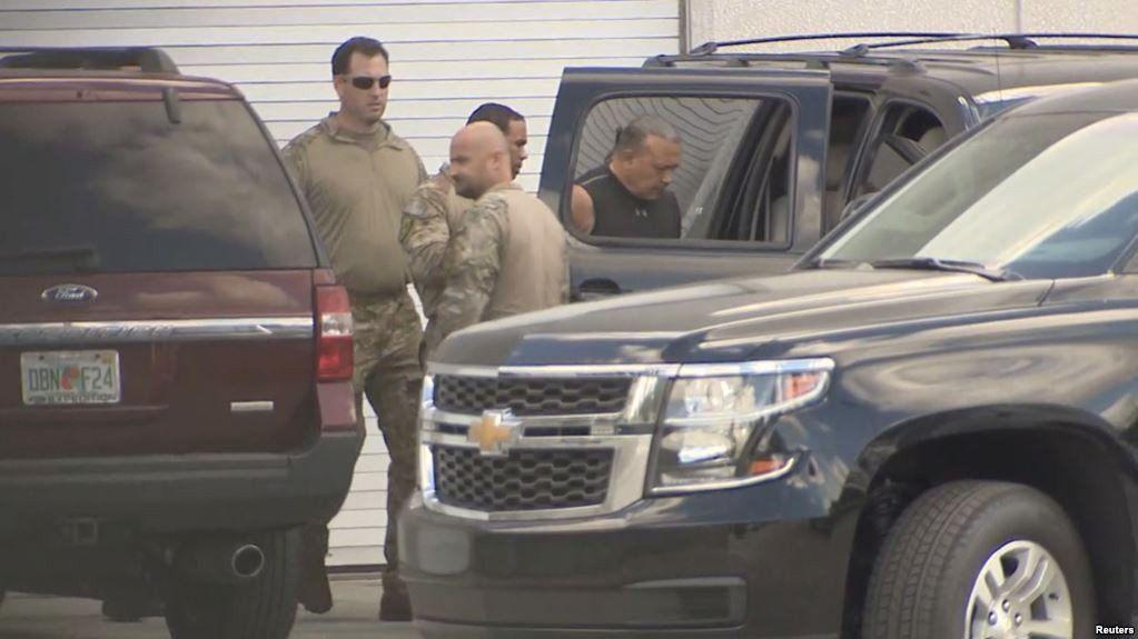 Autoridades norteamericanas lograron capturar a sospechoso de enviar paquetes bombas