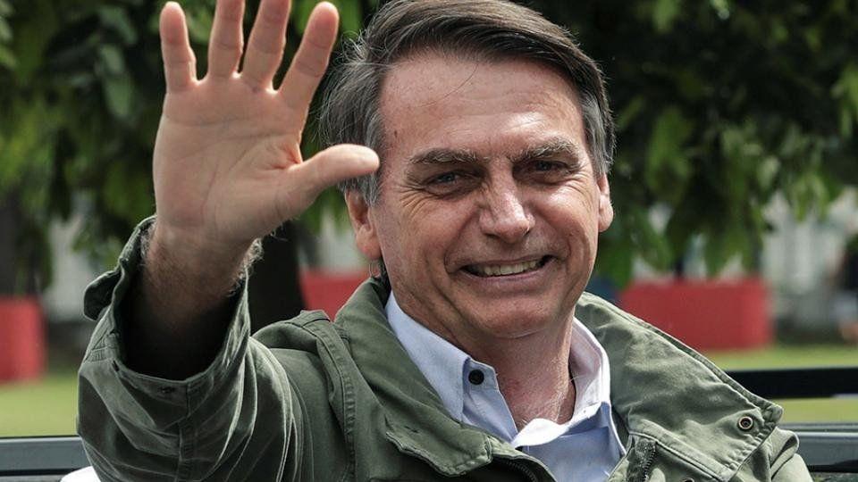 Jair Bolsonaro se impuso en segunda vuelta y es el nuevo presidente de Brasil