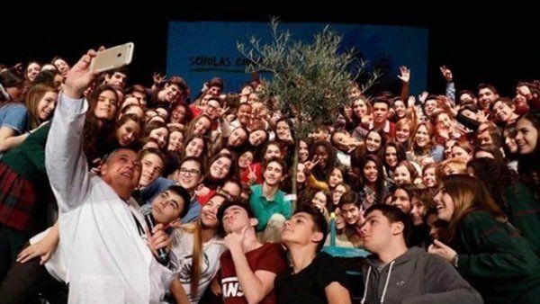 Por un mundo integrado y en paz, 500 jóvenes de todo el mundo se reúnen en Buenos Aires