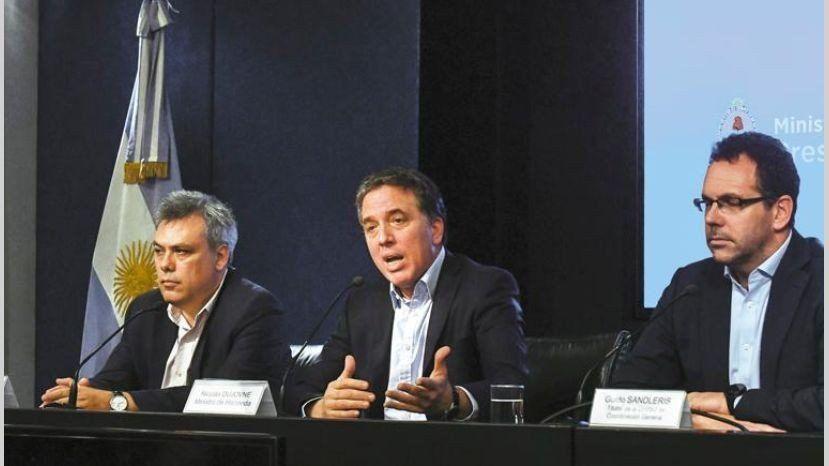 Miembros del Gobierno Nacional llegan a EEUU en busca de inversiones