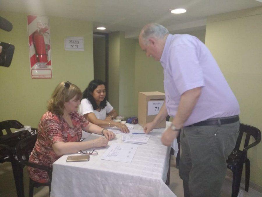 Hoy se llevan a cabo las elecciones generales de SADOP