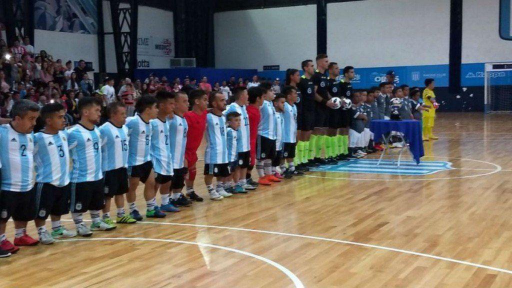 Argentina se coronó subcampeón de la primera Copa América de Talla Baja