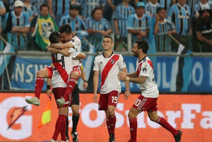 ¡Heroico! River dio vuelta el partido ante Gremio: ganó 2-1 en Porto Alegre y avanzó a la final