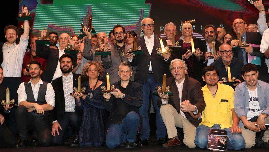 Premios ACE: Juan Leyrado obtuvo el de oro
