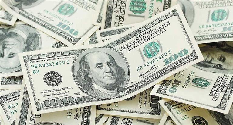 El dólar experimentó una baja de 82 centavos y toca los $37