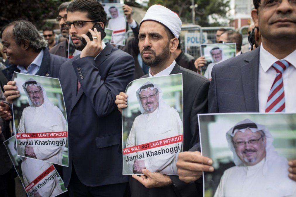 Para la fiscalía turca Khashoggi fue asfixiado al apenas entrar al consulado