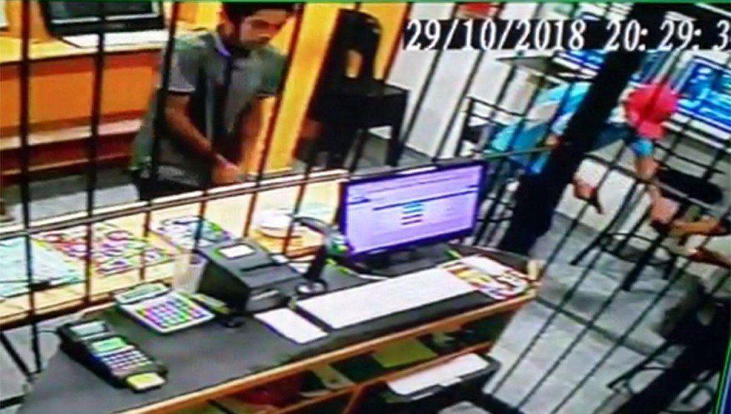Atrapan a dos de los seis delincuentes que asaltaron en una quiniela de Villa Luján