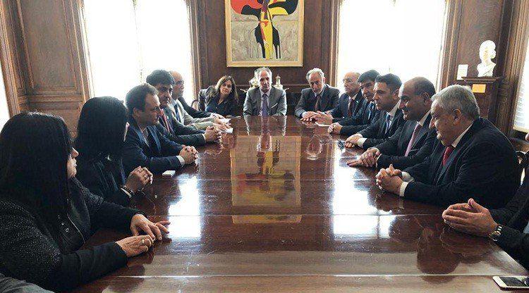 Tucumán y el Centro Wilson promueven proyectos de desarrollo regional