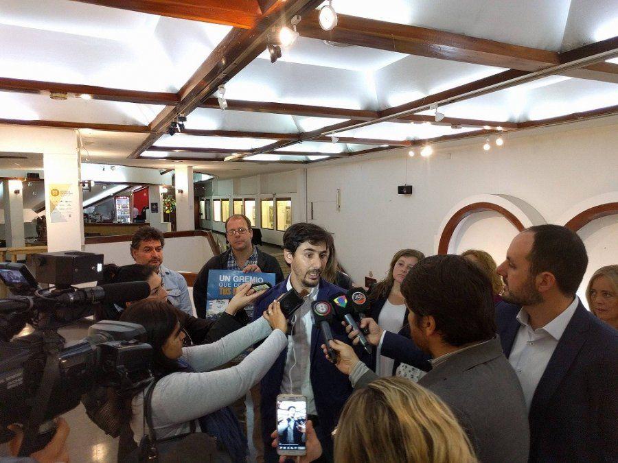 Diego Toscano seguirá la misma tónica que la anterior conducción