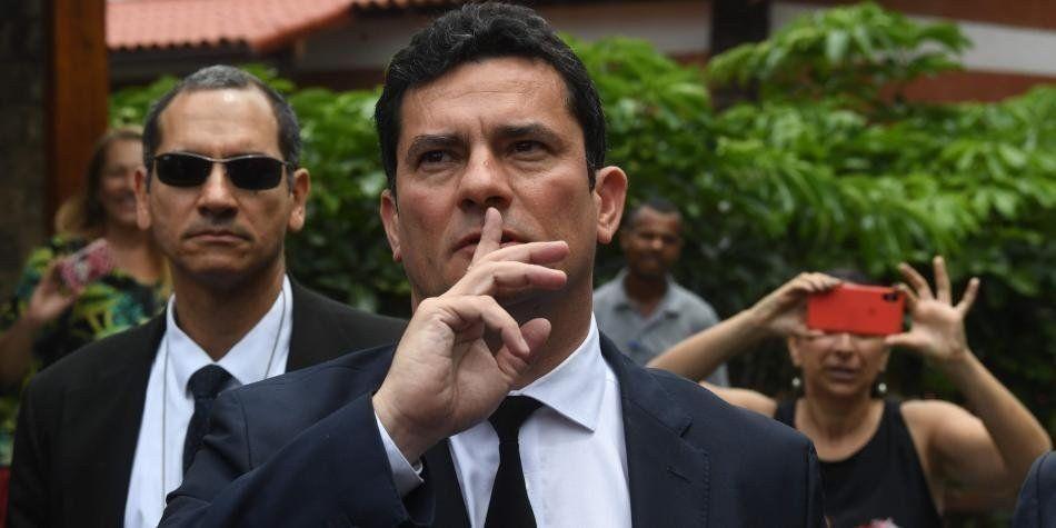 El juez que metió preso a Lula será ministro de Bolsonaro