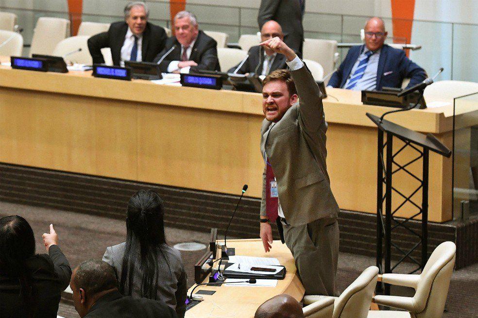 La ONU condenó el bloqueo norteamericano a Cuba